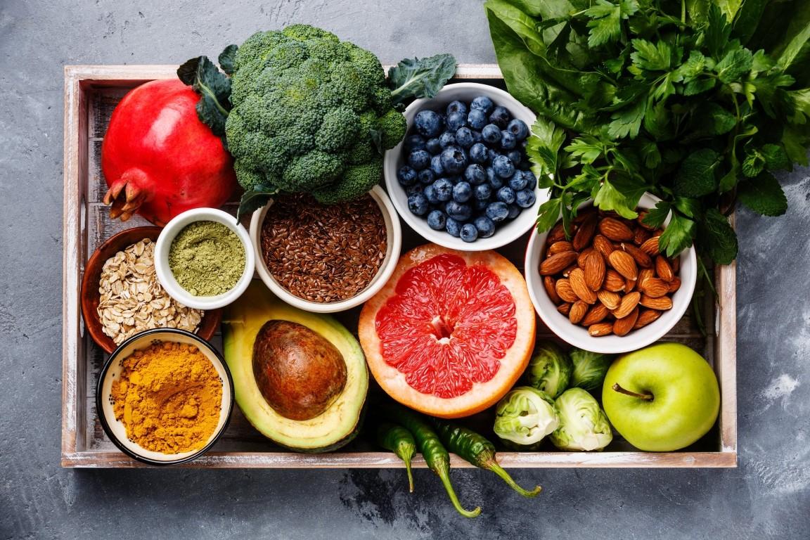 aliments à consommer pour garder la ligne