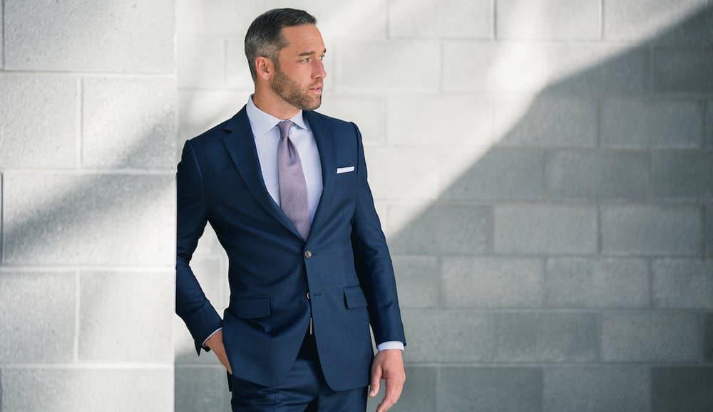 bien choisir et porter un costume pourun homme