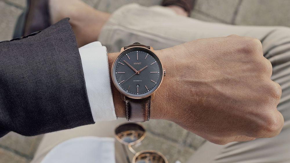 choisir le design de sa montre