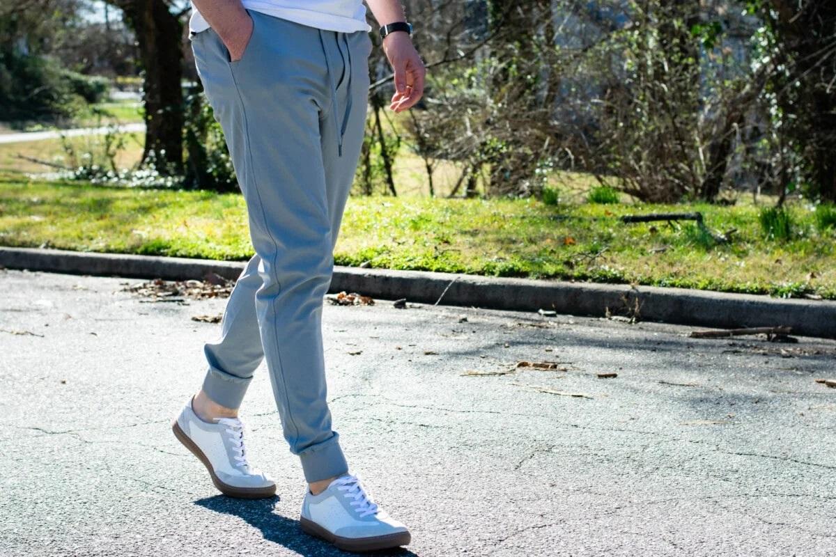 homme style en jogging
