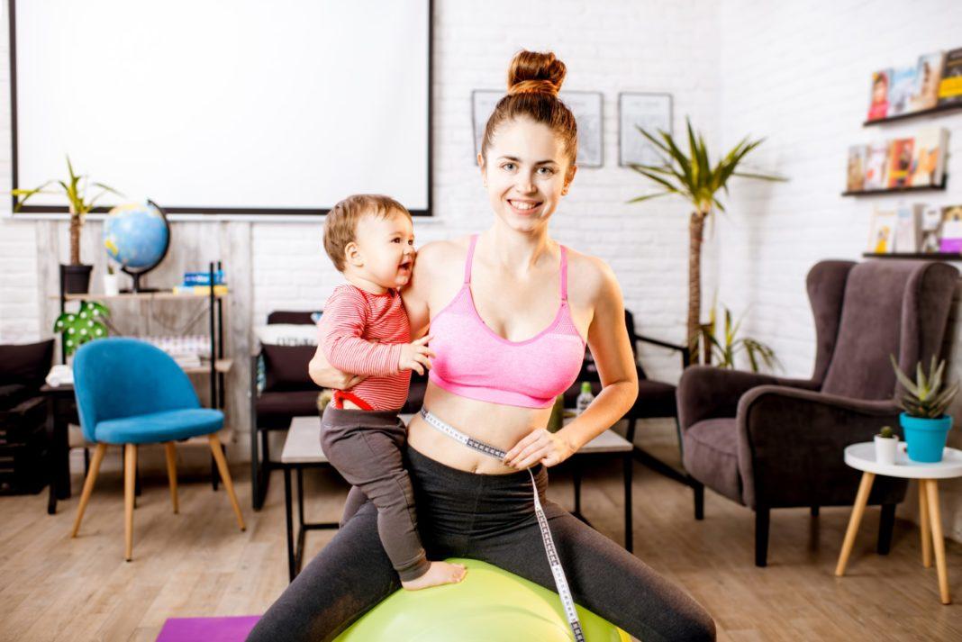 reprendre le sport après un accouchement